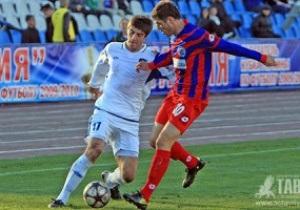 Кубок Украины: Севастополь переиграл Таврию в серии пенальти