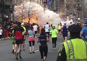 ФБР з ясувало, з чого були виготовлені бомби на бостонському марафоні