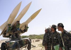 Іран - випробування - ракета