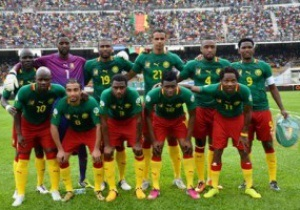 Збірна України проведе товариський матч проти Камеруну - ЗМІ