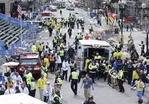 Вибух в Бостоні - У бібліотеці Бостона стався вибух. Поліція виявила в місті численні вибухові пристрої
