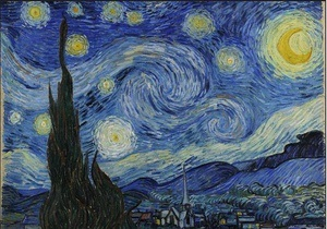 Google - арт-простір - Ван Гог