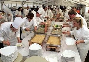 Гастрономія - їжа - фестиваль - Сент-Морітц