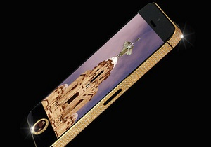 Британський ювелір створив модифікацію iPhone