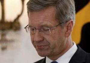 Екс-президента Німеччини судитимуть за корупцію