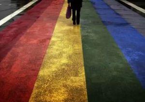 Австралійські гомосексуали образилися на владу Сіднея за знищення  веселкового  пішохідного переходу