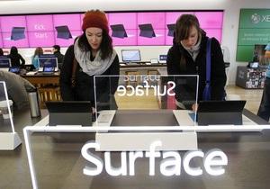 Microsoft Surface - планшети - Microsoft уже в цьому році покаже 7-дюймовий планшет