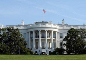 США - вибухівка - Білий дім