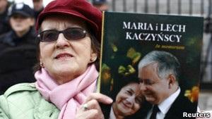 Польща чекає від Росії повернення уламків літака Качинського