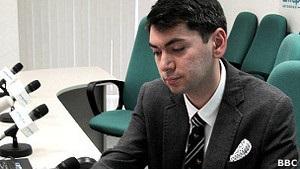 В Росії виявили першого  іноземного агента  серед громадських організацій