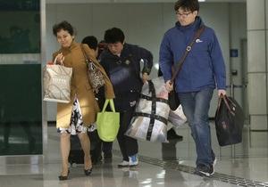 КНДР - туризм - заборона в їзду