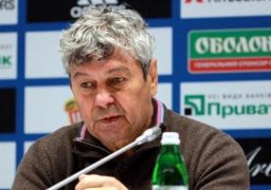 Луческу: Динамо провело найкращу гру цього чемпіонату