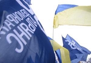 Межигір я - акція протесту - Суд заборонив активістам проводити акцію протесту в Межигір ї через ліквідацію паводку