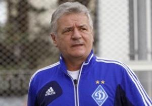 Тренер Динамо: Ми в жодному разі не захищаємо Хачеріді