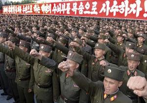 КНДР - ядерні випробування КНДР - КНДР заявила, що не гарантує безпеку іноземних посольств з 10 квітня