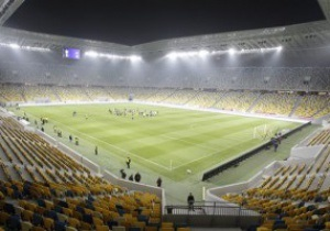 DW: Арена Львов после Евро-2012 оказалась никому не нужна