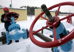 РИА Новости: Україна розвернула російський газ. У свою сторону