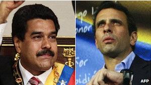 У Венесуелі стартувала президентська кампанія