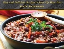 Рецепт від шефа - рецепт чилі - Кейт Ровінскі. Правила їжі і рецепт чилі з ромом