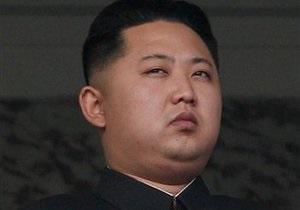 Ядерна зброя -  КНДР - Кім Чен Ун