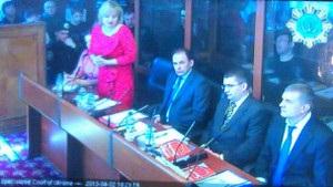 Суд у Києві розглядає касацію Луценка