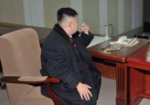 Кім Чен Ун записав альбом з піснями про знищення США