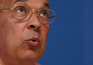 Москаль: Відкрити кримінальне провадження щодо нардепа може тільки генпрокурор