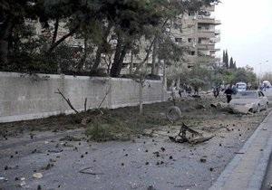 Випущені з території Сирії снаряди розірвалися в ліванських містах