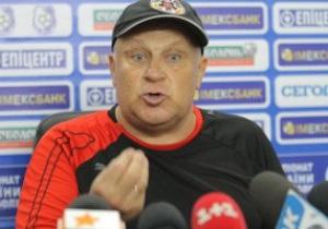 Кварцяний: Не бачу в Адріано перспектив у збірній України
