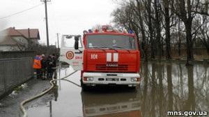 Україна готується до паводків