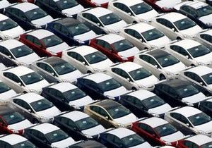 Японські автомобілі - Японія шостий місяць поспіль скорочує виробництво авто через відсутність попиту