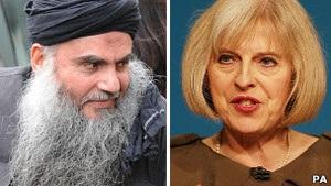 Уряд Британії програв справу про екстрадицію  радикального мусульманського клерика Абу Катади