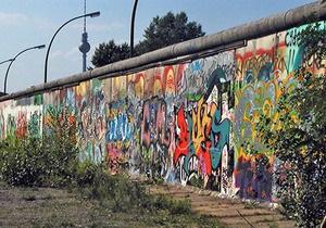 Берлінська стіна - демонтаж - протести