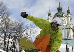 Я-Корреспондент: АндріївSKI узвіз або Київська відповідь Буковелю