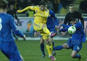 Україна обіграла Молдову з рахунком 2:1