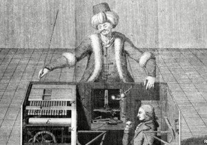 ВВС: Шахи і штучний інтелект XVIII століття