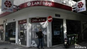 Банки Кіпру відкриються у четвер