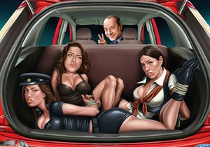 Ford - реклама - Берлусконі