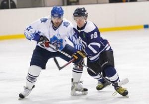 Матч за 3-е місце чемпіонату України з хокею викликав великий переполох
