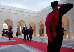 Обама запевнив короля Йорданії у тому, що Асад залишить посаду
