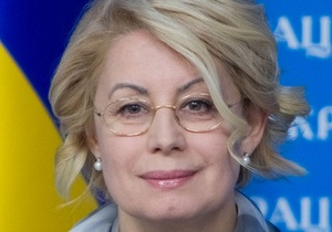 Королевська - Кабмін - Герман попросила Азарова більше не запрошувати Королевську на виступи в Раді