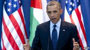 Обама зустрівся з палестинським лідером Аббасом