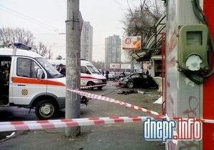 Аварія у Дніпропетровську - новини Дніпропетровська - Медики: Стан однієї з постраждалих в ДТП у Дніпропетровську залишається стабільно важким