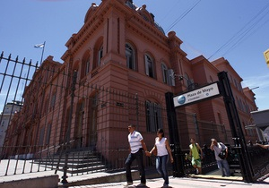Президентський палац в Буенос-Айресі залишився без електрики