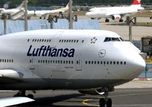 Забастовка работников Lufthansa может вылиться в отмену сотен рейсов