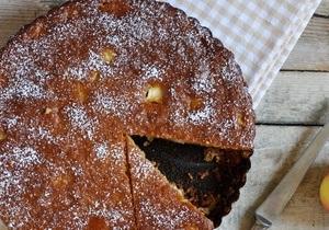 Великий піст - правила посту - Рецепт: Пісний медовий пиріг з горіхами