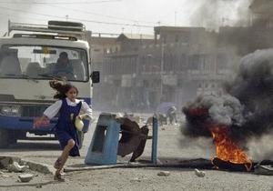 Війна в Іраку - Напередодні десятої річниці Іракської війни в Багдаді пролунала серія вибухів
