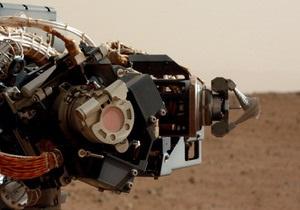 Марсохід К'юріосіті - Камера К'юріосіті допоможе шукати на Марсі воду
