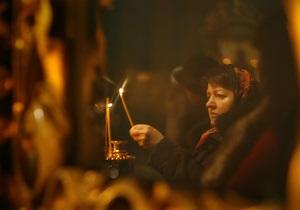 Прощена неділя - Масляна 2013 - Великий піст 2013: Сьогодні відзначають Прощену неділю