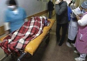 МВС: Складні погодні умови в Україні стали причиною загибелі двох людей, більше 130 постраждали